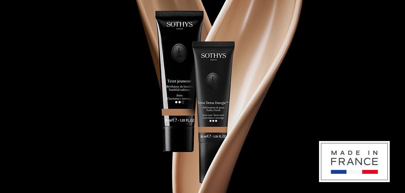 Sothys podkladové make-upy