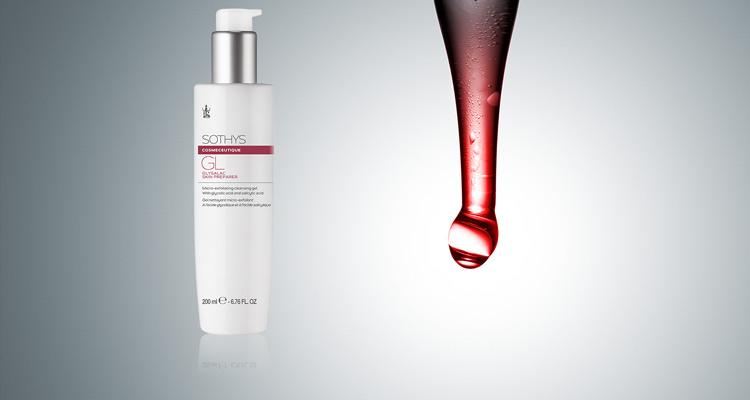 Cosmeceutique produkty